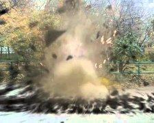вибух гранати