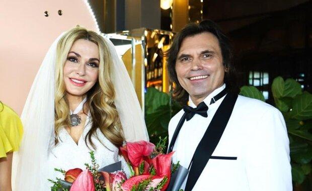 Ольга Сумская и Виталий Борисюк, фото c Instagram