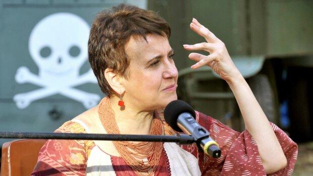 Оксана Забужко, фото з вільних джерел