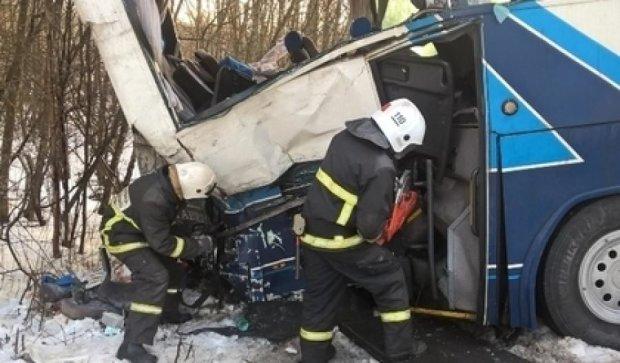 В России посадят украинца за автобусную аварию