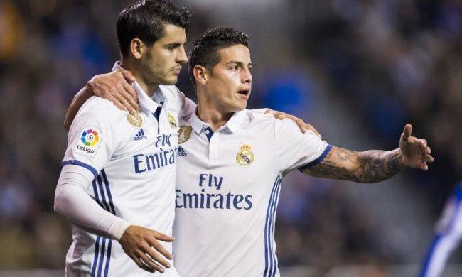 Манчестер Юнайтед та Реал торгуються за зіркового форварда