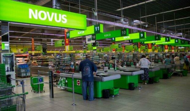 Супермаркет Novus, фото retailers.ua