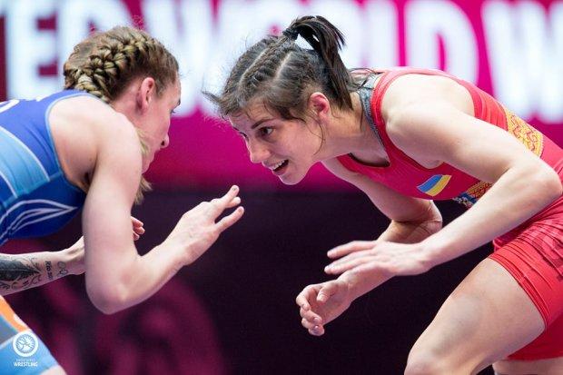 Українка виграла медаль на чемпіонаті Європи з боротьби