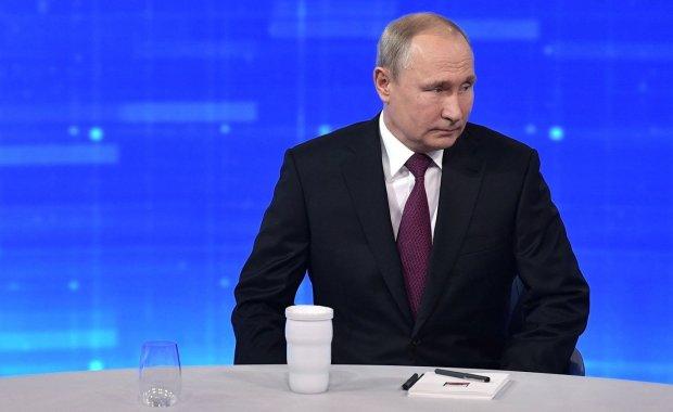 """""""Это точно не тыквенный сок"""": Путин перепугал саммит G20 неизвестным зельем в странном сосуде, эпичное видео"""