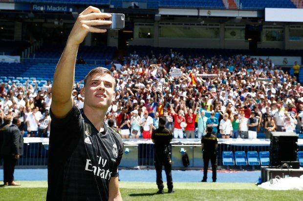 Реал определился с судьбой Лунина в следующем сезоне