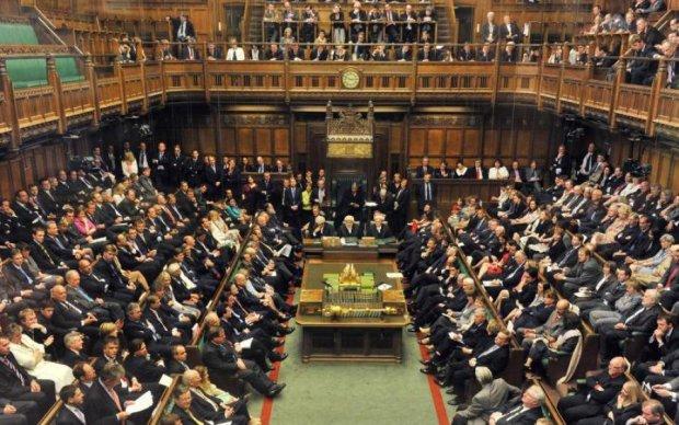 У британському парламенті з'явився свій Вайнштейн