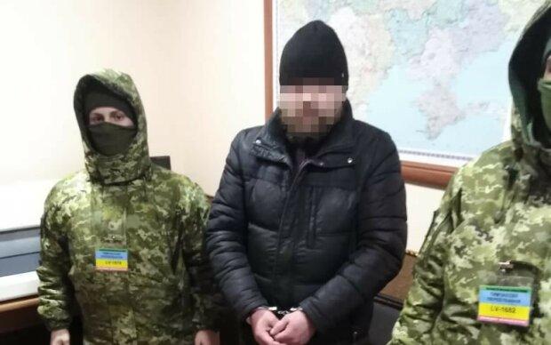 """Украинец, которого разыскивали за убийство, попытался уехать в Польшу: """"Думал, что забыли"""""""