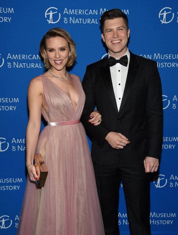 Йоханссон похвалилася весільною обручкою за півмільярда доларів: хто цей щедрий хлопець