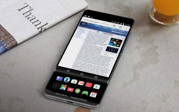 В сети показали первые фотографии LG V30