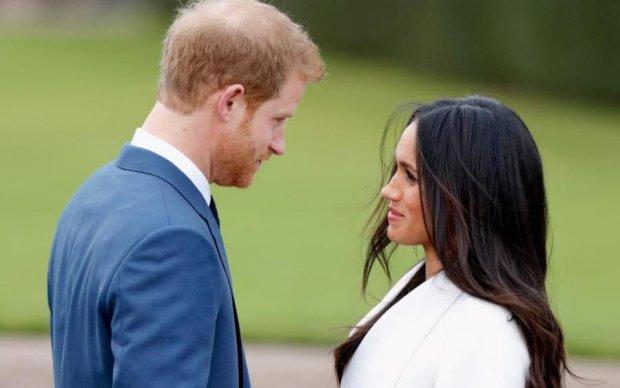 Принц Гаррі і Меган Маркл наплювали на багатовікові традиції