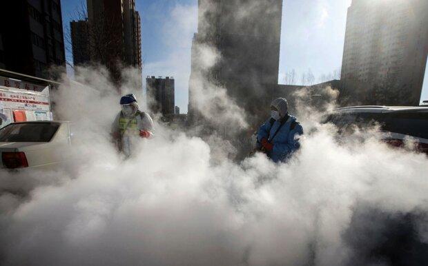 Коронавирус в Китае, фото из свободных источников
