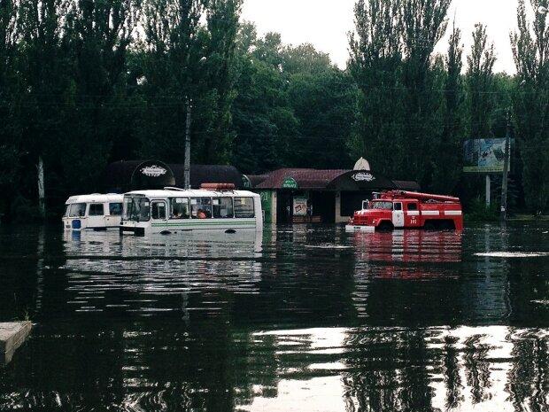 Потоп в черкассах, фото Паноптикон