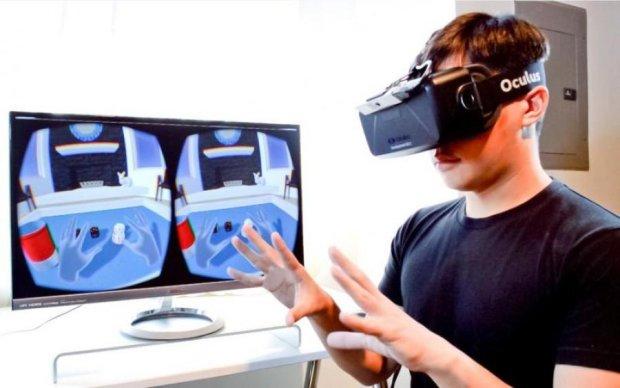 Oculus впровадить віртуальну реальність у кожну школу