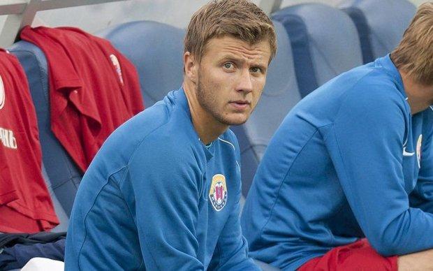 Український футболіст проміняв Латвію на Росію