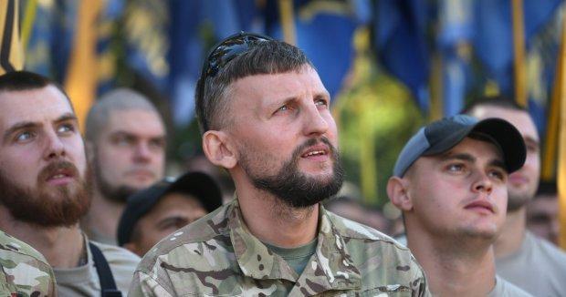 "Ветеран полка ""Азов"" Никита Макеев"