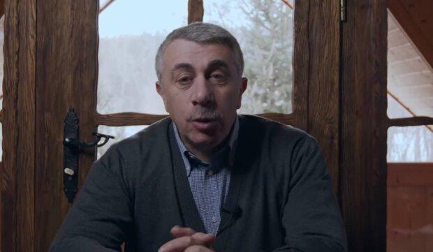 Євген Комаровський / скріншот з відео