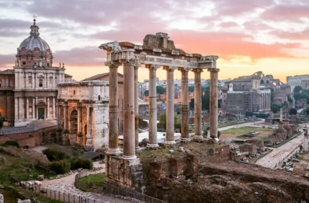 Стародавній Рим, скріншот: YouTube