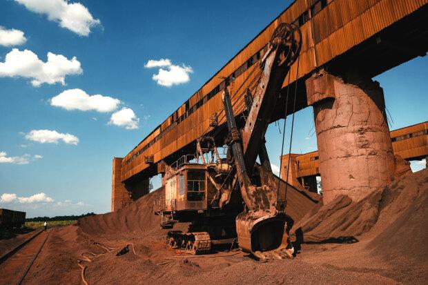 железная руда, отопление, добыча // фото Getty Images
