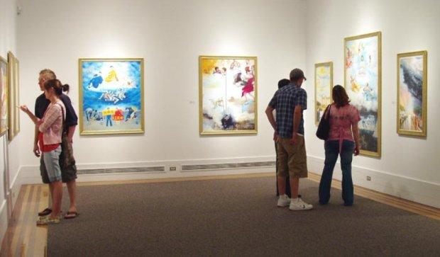 В Киеве представят собрание частных арт-коллекций со всей Украины