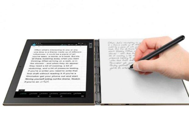 Microsoft сделала из двух планшетов блокнот для заметок