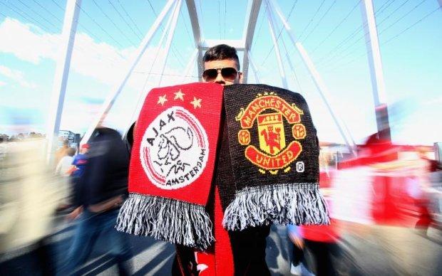 Аякс - Манчестер Юнайтед: Стали відомі стартові склади команд