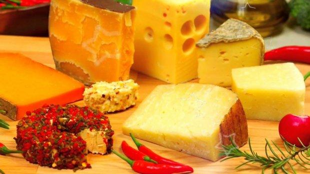 Твердый сыр спасет вас от смертельной болезни