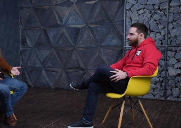 Леша Тригубенко, фото: кадр из видео