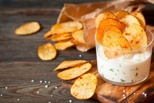 Картопляні чіпси у мікрохвильовці: смачніше ніж в магазині