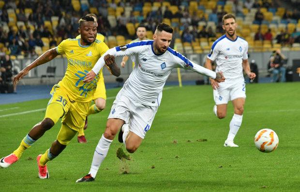 Астана - Динамо: анонс матчу Ліги Європи