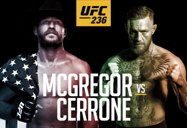 Бій Макгрегор - Серроне відбудеться 18 січня на UFC 246