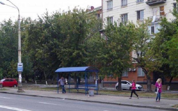 У Києві шукають вбивцю на Skoda