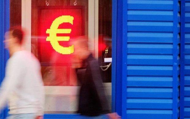 """Названі """"найненадійніші"""" купюри євро"""