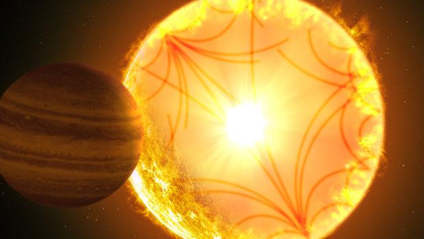 Астрономы подтвердили существование новой планеты: в 3 раза крупнее Солнца