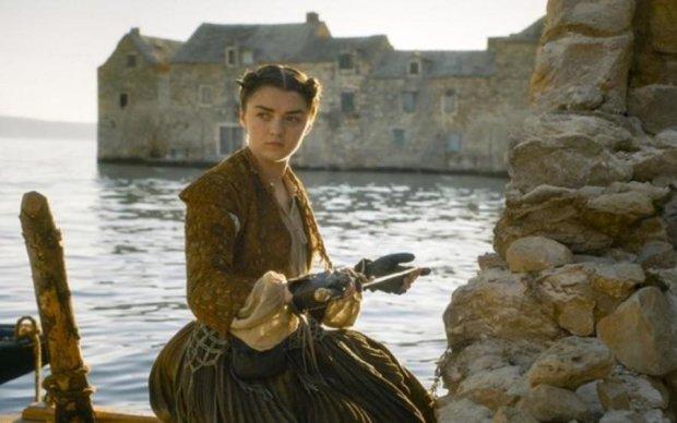 Мейсі Вільямс розкрила фінал Гри престолів та попрощалась зі зйомками