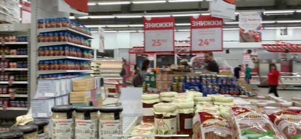 Супермаркет, фото: скриншот из видео