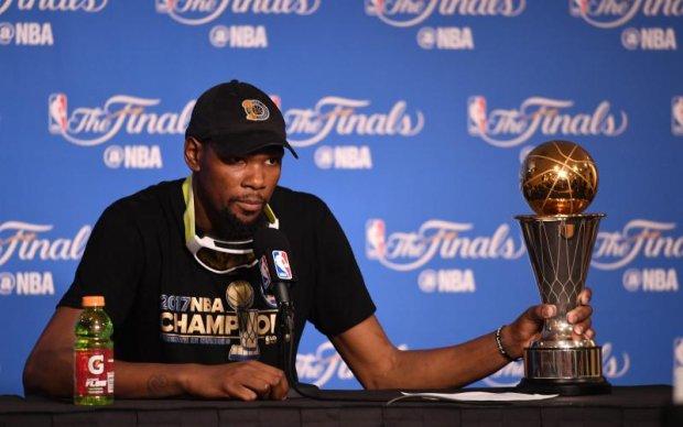 Дюрант: Ніхто не цінує і не любить баскетбол так само сильно, як це роблю я
