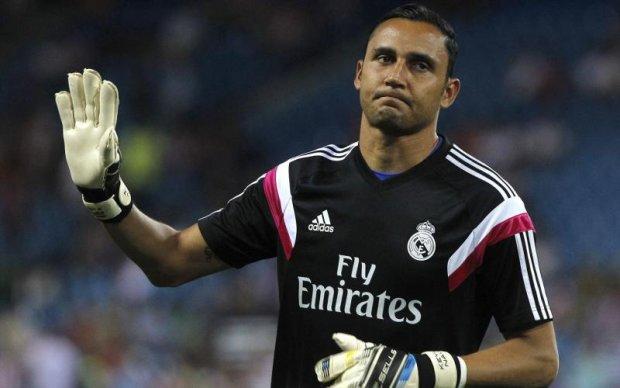 Гравці Реала попросили президента не продавати воротаря