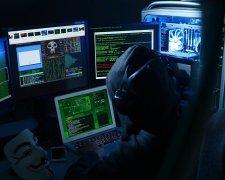 хакер за роботою