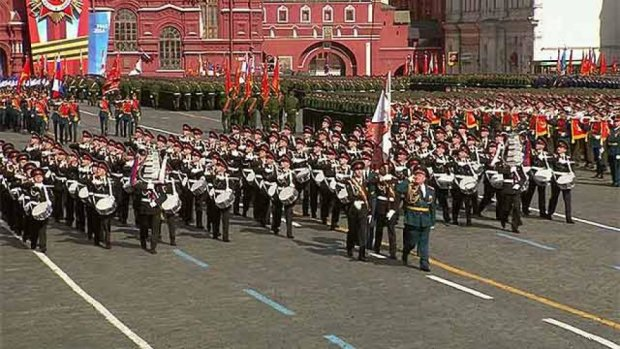 На парад у Москві пустять лише запрошених ветеранів