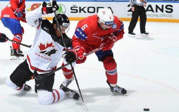 Букмекери вважають Канаду фаворитом у матчі з Німеччиною на ЧС-2017 з хокею
