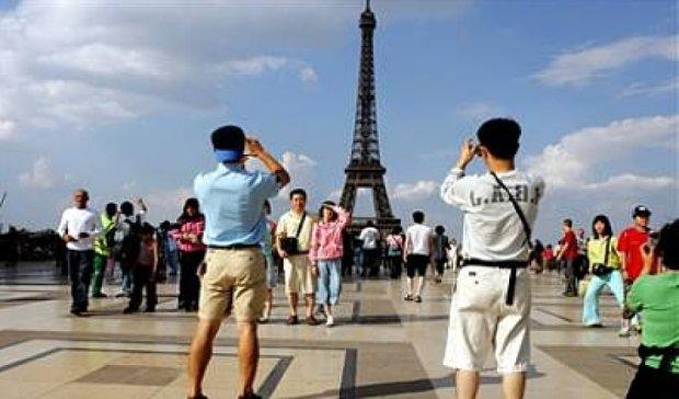 Кількість світових туристів зросла на 4% у 2015 році