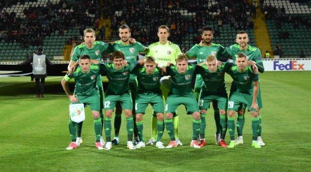 Ліга Європи: Ворскла програла Карабаху в стохвилинному матчі