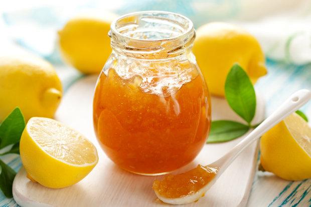 Цікавий рецепт золотистого лимонного мармеладу прямо вдома