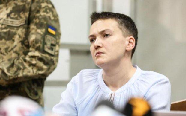 Может сбежать: суд продлил арест Савченко