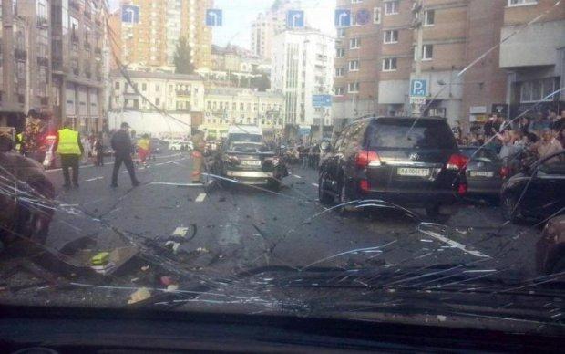 Вибух у центрі Києва: з'явилася інформація про загиблого