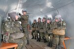 Бійці 95-ї окремої аеромобільної бригади