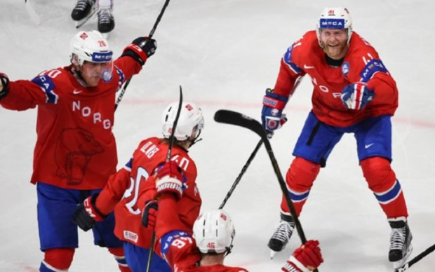 Норвегія - Франція 3:2 Відео найкращих моментів матчу ЧС-2017 з хокею