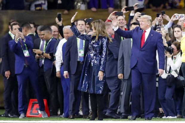 Мелания и Дональд Трамп, фото: Getty Images