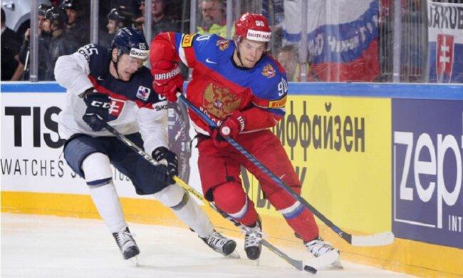 Россия - Словакия 6:0 Видео лучших моментов матча ЧМ-2017 по хоккею
