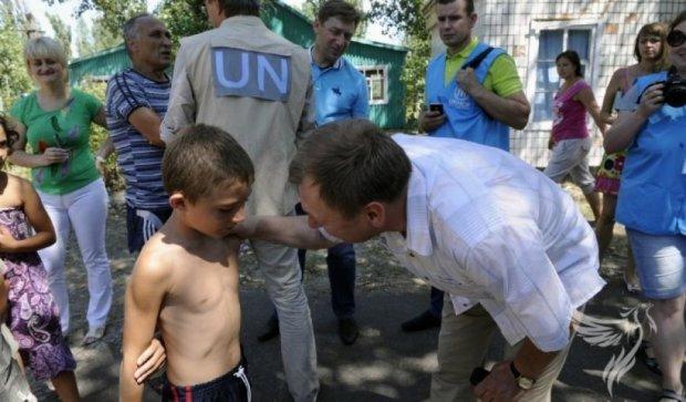ООН миритиме переселенців і корінних жителів України